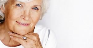 Gracious Senior Woman
